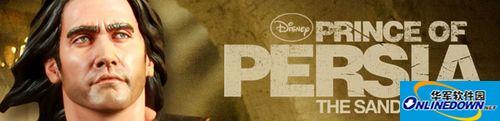 《波斯王子:时之沙》王子精美手办欣赏