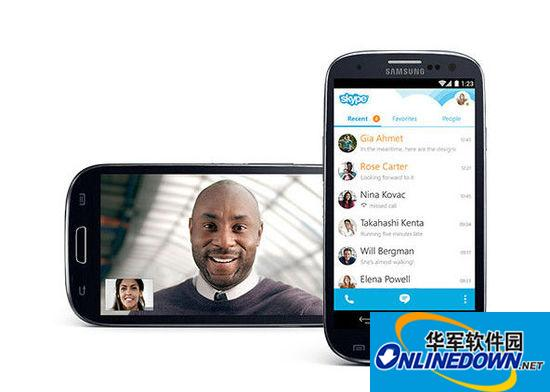 免费通话软件Skype下载安装量超过5亿次