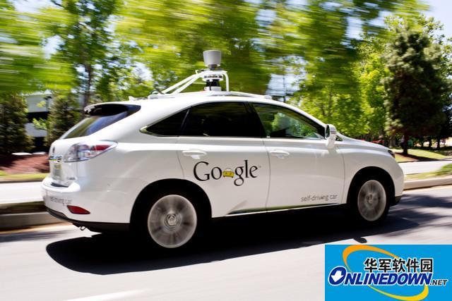 谷歌模拟驾驶无人汽车 每日里程令人咂舌