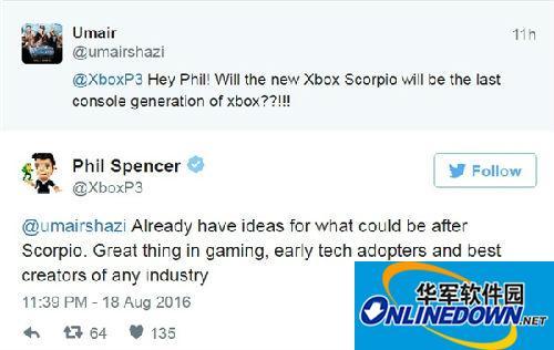 微软自曝比天蝎座更新一代的游戏主机Xbox3:超赞