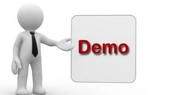 demo?demo是什么意思?