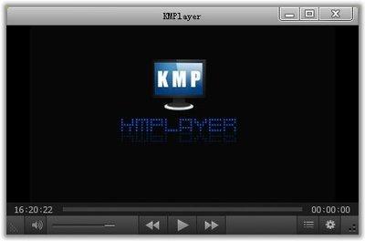 kmplayer看电影背景声大说话声小的解决方法