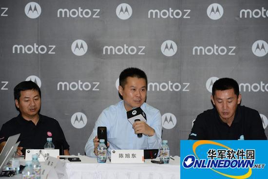 联想陈旭东:模块化手机是用创新力去驱动新生态