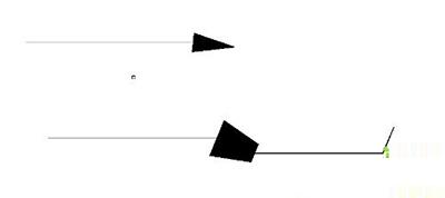 AutoCAD怎么画箭头?AutoCAD画箭头教程