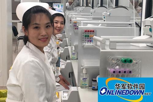 北京大学肿瘤医院门诊智能采血管理系统正式启用