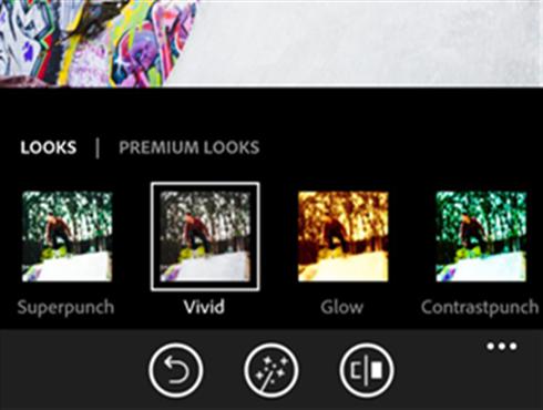Windows Phone版Photoshop免费发布!