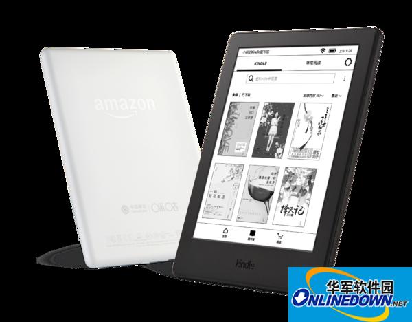 亚马逊和咪咕推出全球首款联合品牌――Kindle X咪咕电子书阅读器