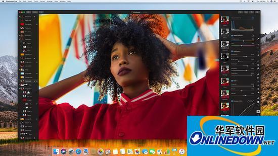 Pixelmator Pro图像处理软件让人工智能更好地服务于图片编辑