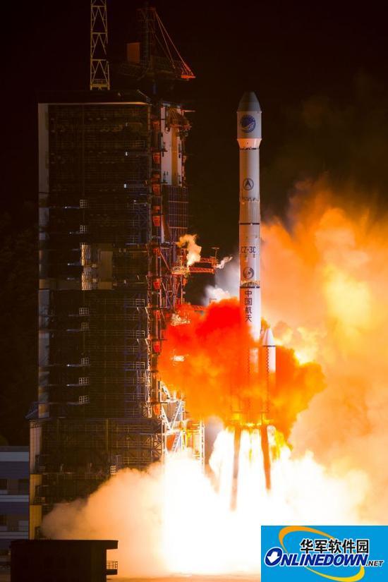 港媒:中国将发射最强导航卫星 精度可媲美GPS系统_《参考消息》官方网站(全文)
