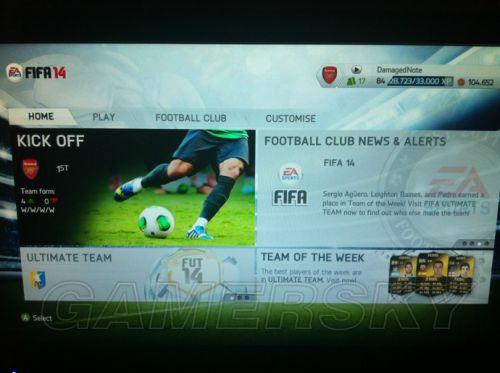 《FIFA 14》联机图文教程