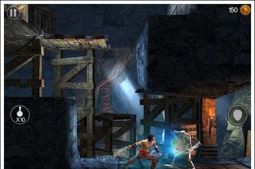波斯王子:影与火游戏评测(2)