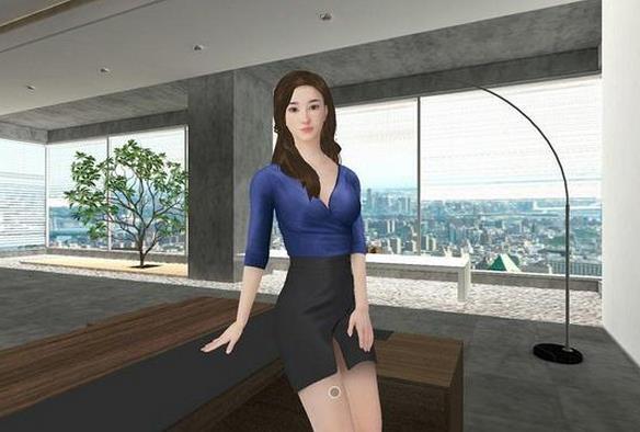 """爱奇艺""""奇遇""""VR推出AI女秘书,体验过的男人都沸腾了!"""