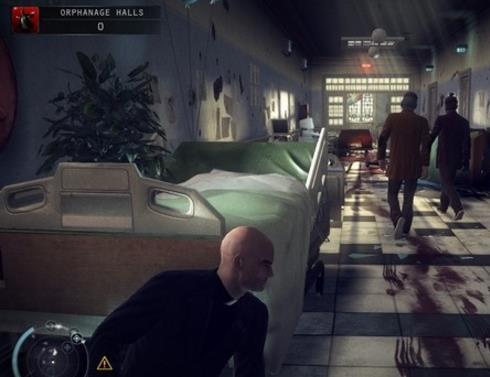《杀手5:赦免》第六关攻略(二)