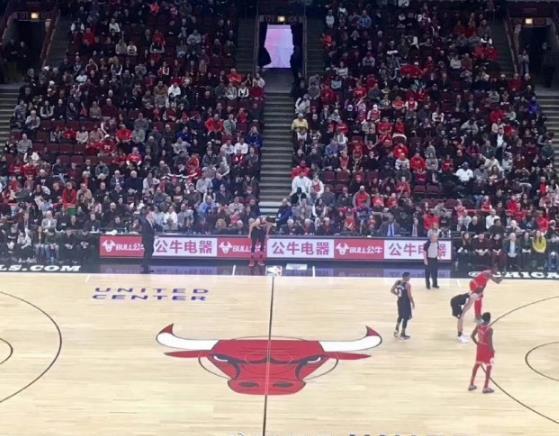 公牛电器成为美国NBA芝加哥公牛队官方合作伙伴