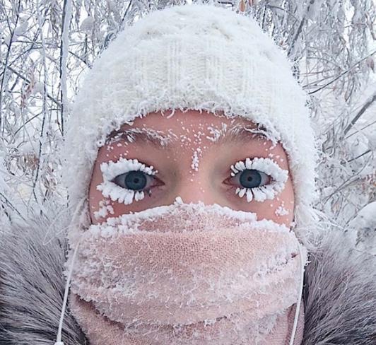 冷到爆!全球最冷的地方在这:零下62℃