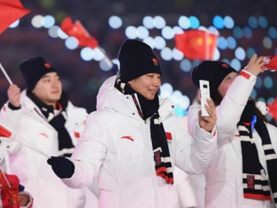 平昌冬奥会运动员人手一部Note8 总价2000万