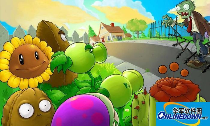 《植物大战僵尸》创始人回首游戏制作历程:差一点就叫《活死人草坪》了