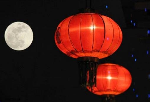 今年元宵节月亮最圆时刻揭晓!出现在白天?
