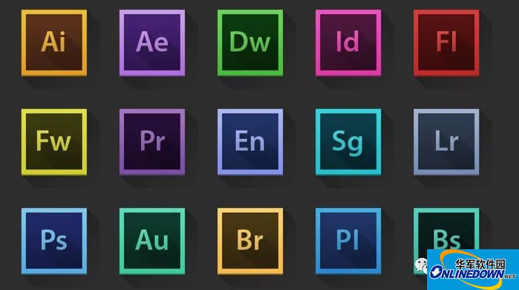 Ps/Ae/Pr | 15款最新Adobe软件免费送!