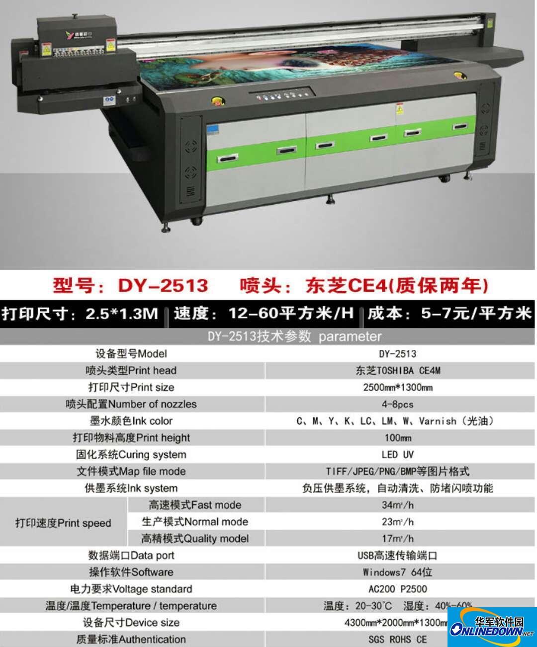 蒂蔓彩印小编细说uv平板打印机保养手册大全