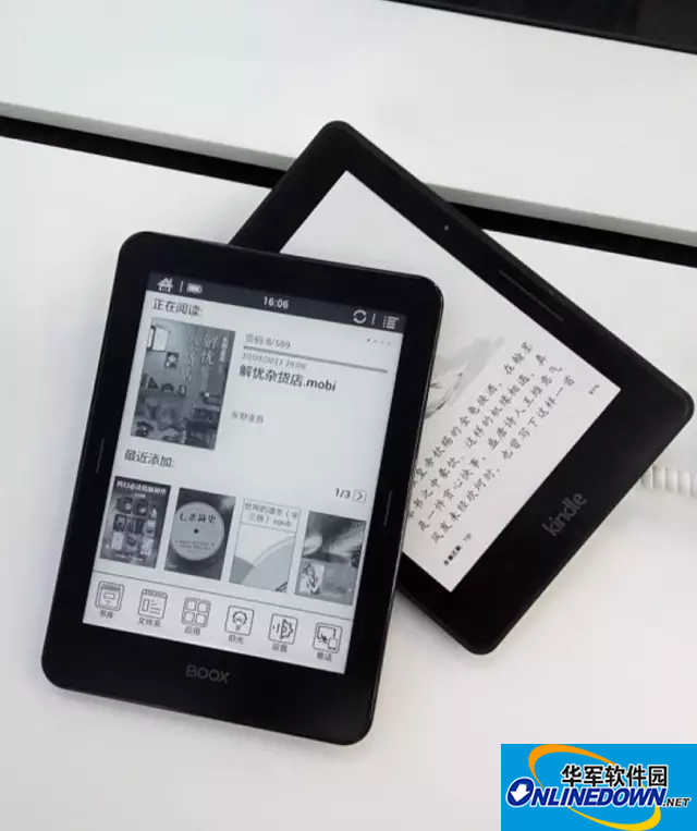 "BOOX Note的四大创新,重新定义""电子阅读器"""