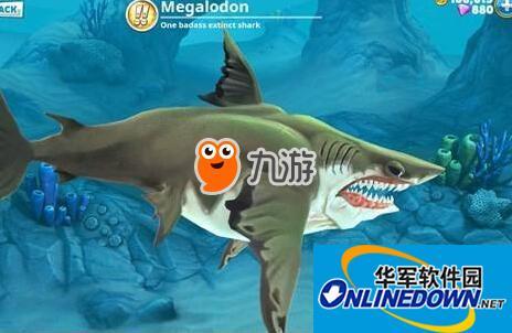 《饥饿鲨世界》2.4.2中文破解版免费下载地址