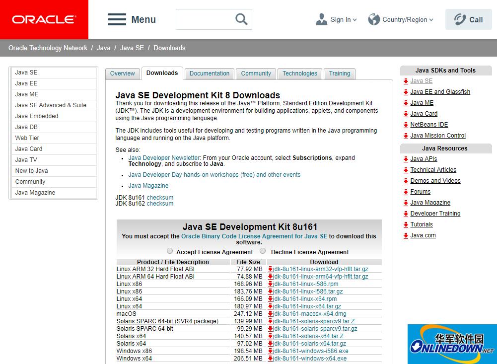 学习Java开发第一步要知道如何安装及下载JDK