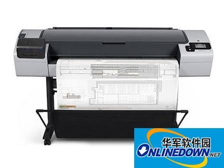 工程出图打印机 惠普T795大幅面太原热卖