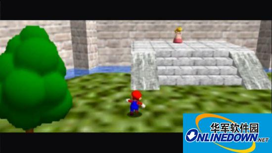 玩家自制了一款《超级马里奥》遇见《塞尔达传说:时之笛》的游戏 可免费下载