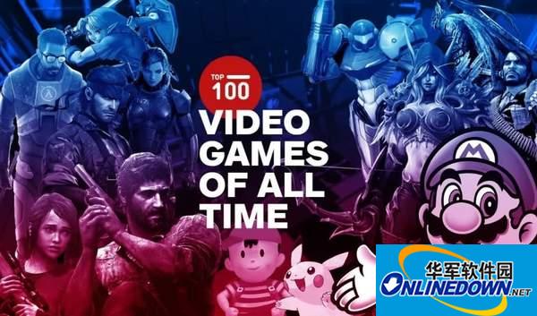 """""""史上最佳游戏Top100""""合集视频 看看你玩过多少部"""