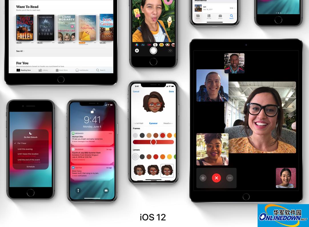 苹果iOS 12公测版beta1下载 ios12beta1固件下载地址