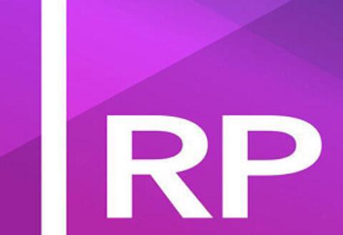 Axure RP 8制作游泳圈图形的图文操作步骤