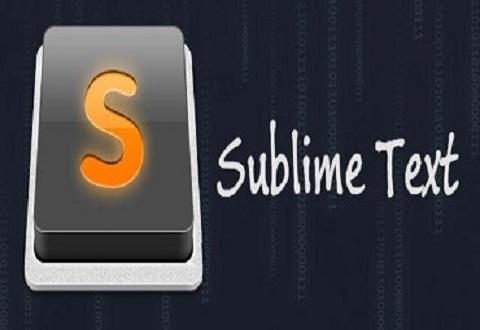 Sublime Text設置文本自動換行的操作流程