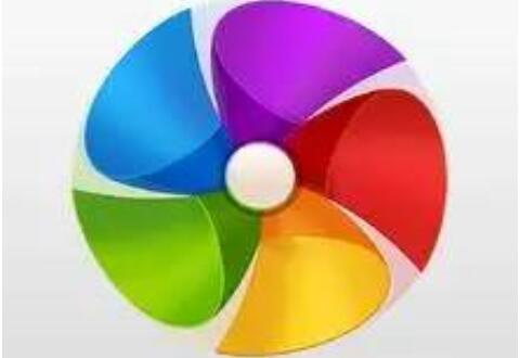 360极速浏览器移动标签栏位置的操作步骤