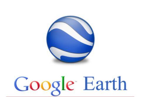 Google Earth从一点画半径500米范围圆的操作过程