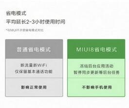 miui8省电功能怎么用 小米miui8省电功能使用方法