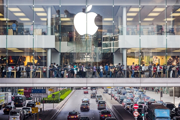 苹果三名核心设计元老离职:终端新品推出迟缓