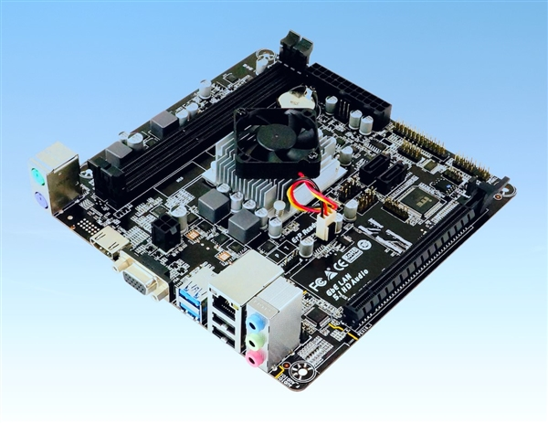 映泰推出A68主板套餐:搭载A4-3350B处理器