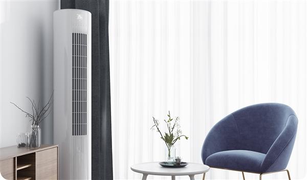 超10万人预约 米家互联网立式空调C1开卖