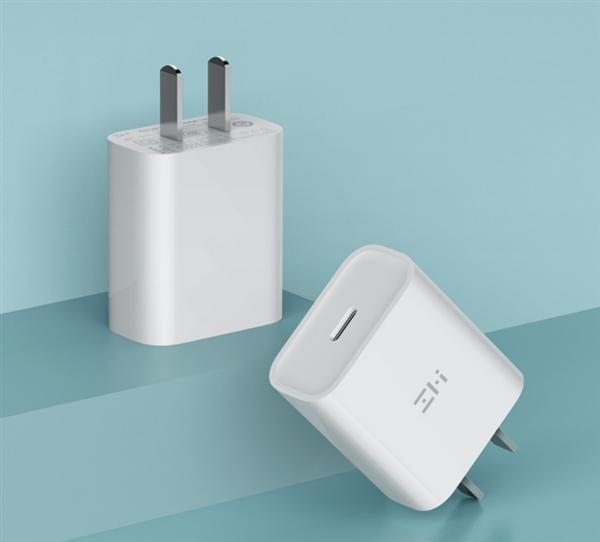 紫米苹果PD快充套装上架:比单独买便宜9元