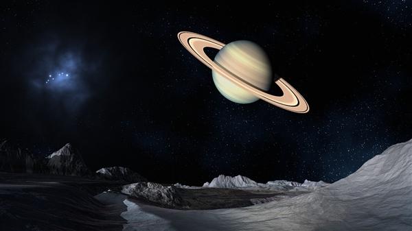 """天文学家无法揭晓""""天涯海角""""的神秘叶瓣结构"""