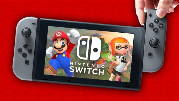 腾讯Nintendo Switch官方微博开通:国行近了!
