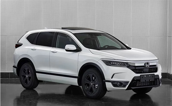 CR-V姊妹车型!广汽本田全新紧凑型SUV BREEZE曝光:更年轻/搭1.5T