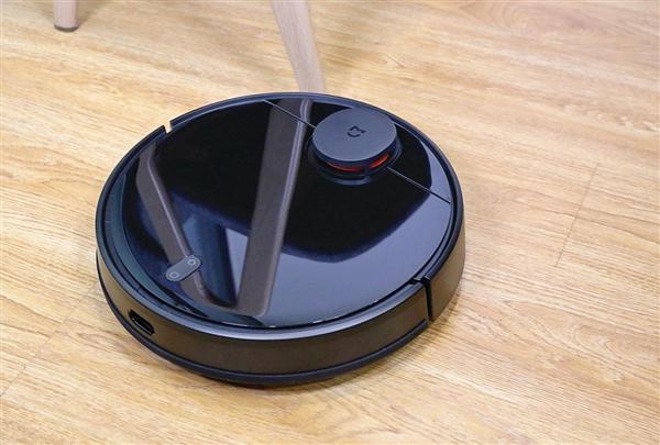 米家扫拖机器人今日开卖:2100Pa吸力+LDS激光导航