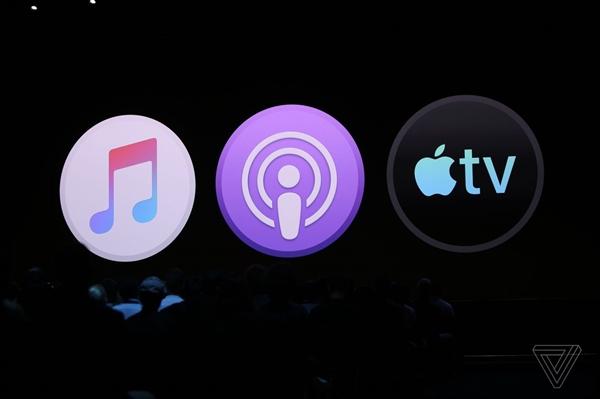Mac新版发布!苹果正式宣告iTunes死亡