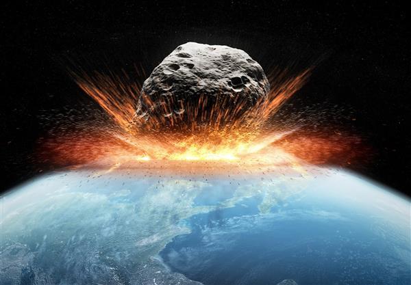 美国NASA警告2022年小行星撞上地球 但几率只有0.026%