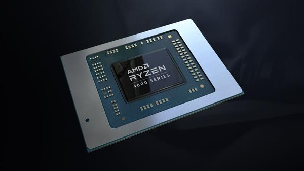 AMD锐龙9 4900U处理器曝光 15W 8核正面刚酷睿i9