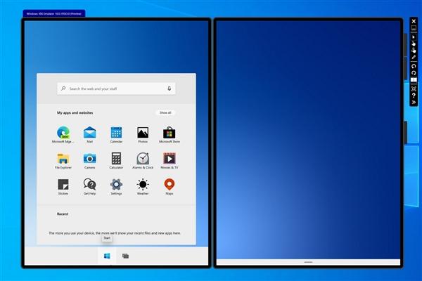 Windows10开始菜单将放弃动态磁贴:回归传统图标