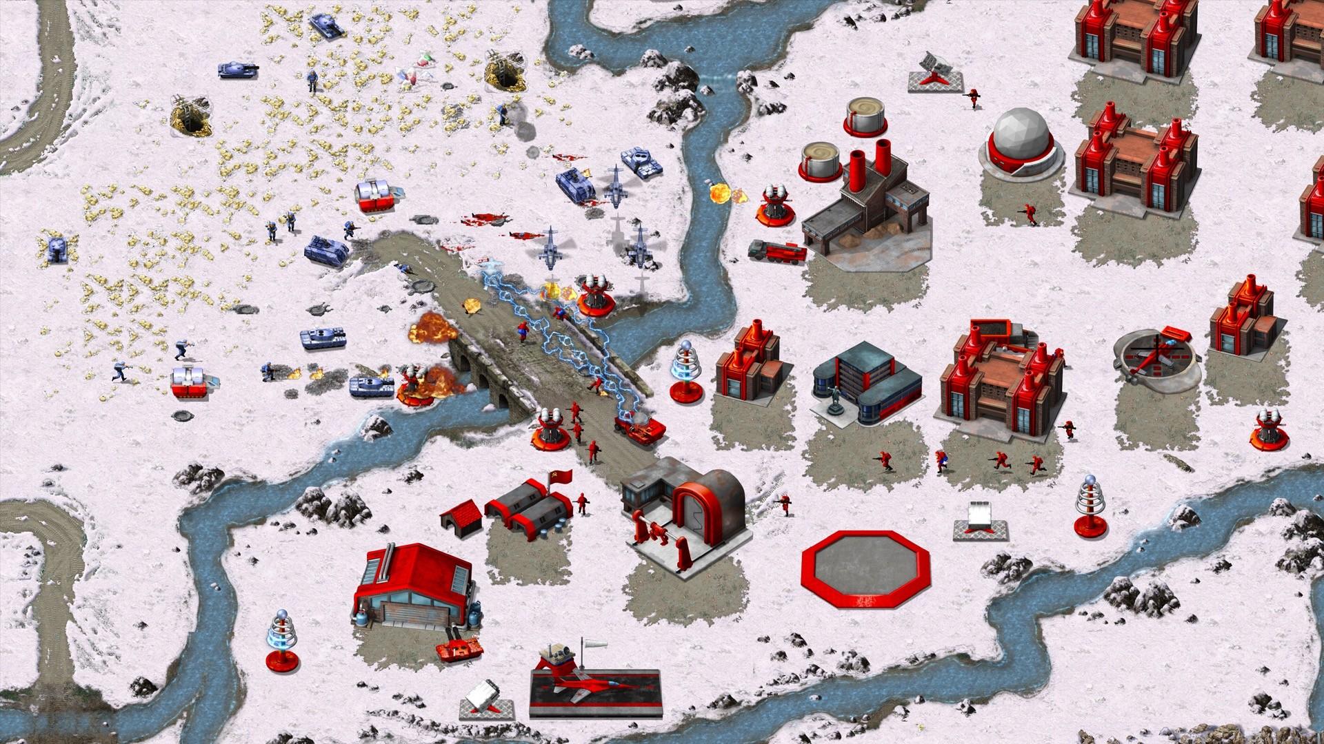 《红警》4K重制版确定6月6日发售