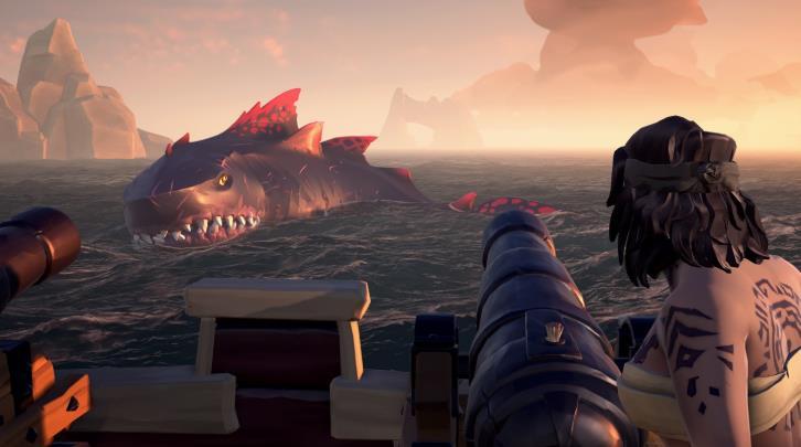 《盗贼之海》Steam 平台发售,国区售价 116 元